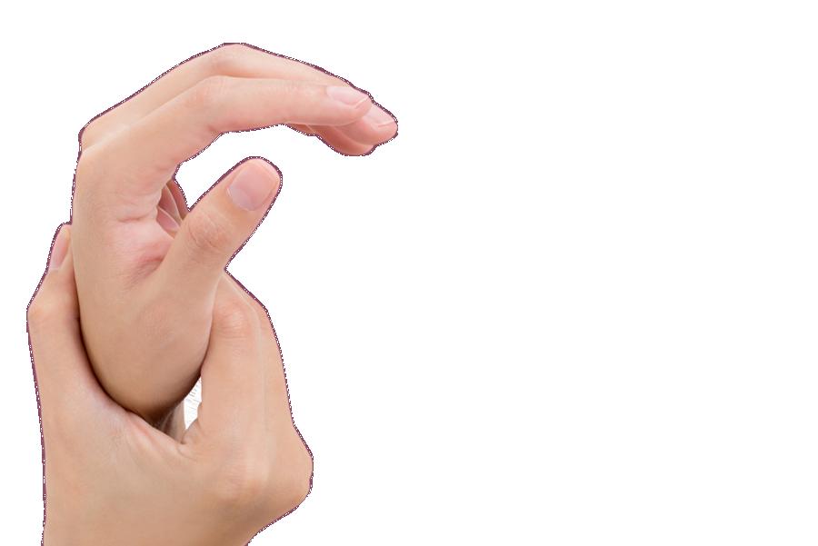 Knubbel finger Knubbel am